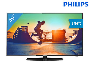 Philips 4K Smart Ultra HD 49''