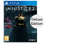 Injustice 2: Deluxe Edition (PS4)