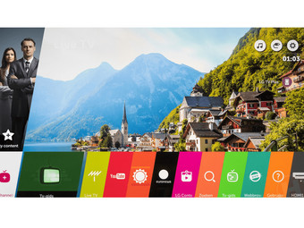 LG 70'' UHD Smart TV (70UJ675V)