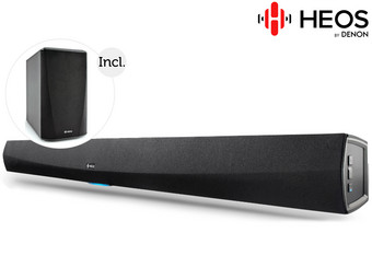 Heos by Denon HomeCinema Set
