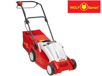 Wolf-Garten Li-Ion Power 37 Grasmaaier