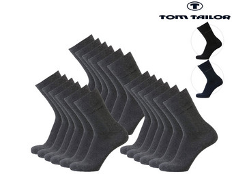 Tom Tailor Business-Socken | 9 Paar