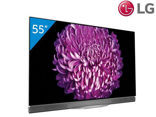 """LG 55"""" 4K OLED TV  Soundbar  HDR  OLED55E7N"""