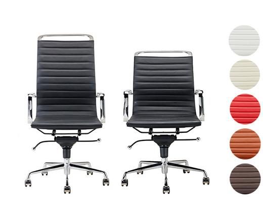 Designer Bürostuhl designer bürostuhl hoch niedrig 100 leder s best
