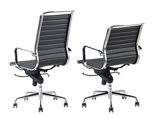 Designer Bürostühle designer bürostuhl hoch niedrig 100 leder s best