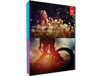 Adobe Premiere & Photoshop Elements 15