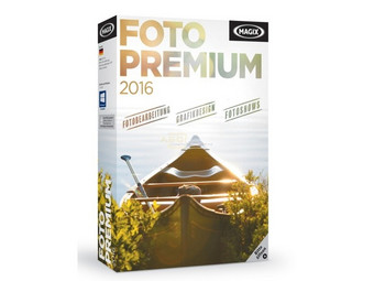 Magix Foto Premium 2016 Vollversion Minibox