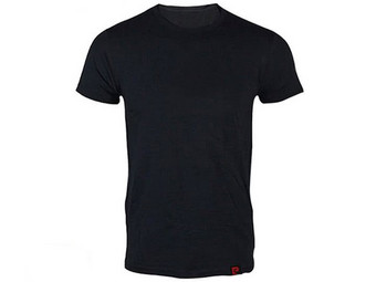 4x Pierre Cardin T-Shirt (Ronde of V-Hals)