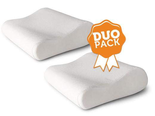 duopack moon memory foam kissen internet 39 s best online offer daily. Black Bedroom Furniture Sets. Home Design Ideas