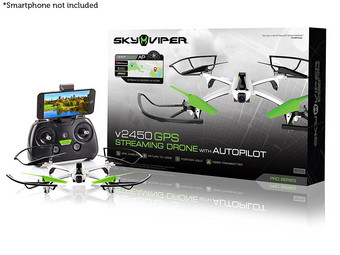 Sky Viper HD Video Drone + GPS