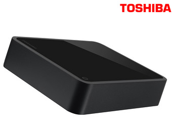Toshiba Canvio for Desktop 2 TB HDD | 3.5″