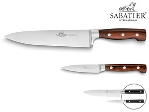 2x Lion Sabatier International Messer