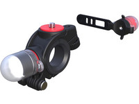 Joby Action Bike Mount & Lightpack voor GoPro