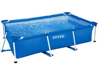 Intex Metal Frame Pool 260x160x65cm