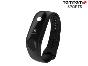 TomTom Touch Cardio Fitness-Tracker Large