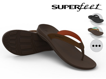 Superfeet OUTSIDE Slippers