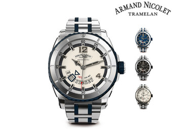 Armand Nicolet  Mens Watch A710A