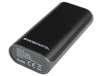 Powerbank 4000 mAh en Zaklamp