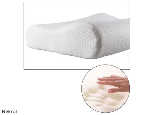 Sleep Med Kussen : Sleep med memory foam kussen vignamontedoro