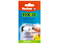 10x fischer FIX.it Reparatiepad
