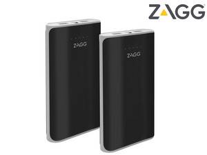 2x Powerbank 12.000 mAh
