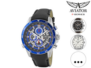 Aviator F-Series Herenhorloge