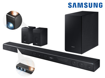 Samsung HW-K950 Dolby Atmos 5.1.4 Cinematic Soundbar
