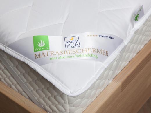 Aloe Vera Matras : Vitality pur aloe vera soft touch matratzenschoner cm