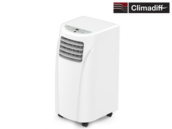 Climadiff CLIMA17 Mobiele Airco en Ontvochtiger | 2,35 kW