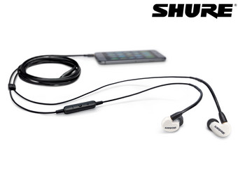 Shure SE215M+ In-Ears | Special Edition