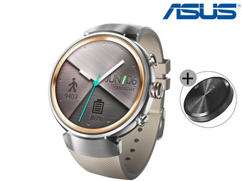 Asus ZenWatch 3 Incl. PowerPack