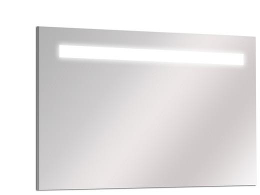 Afmeting Badkamer Spiegel : Allibert horizontale badkamerspiegel met fluoverlichting 120 cm