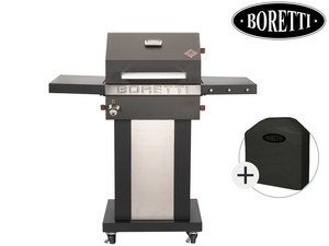 Boretti Totti BBQ + beschermhoes voor €178,90