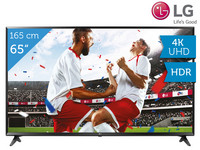 "LG 65"" 4K TV 65UK6100PLB"