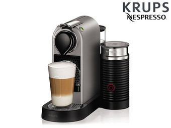 Ekspres Krups Nespresso Citiz & Milk Coffee