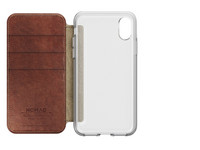 Nomad iPhone X Leren Folio