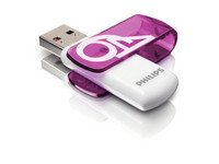 Philips Vivid USB 2.0 | 64 GB