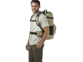 Craghoppers World Travel 65L Rugzak