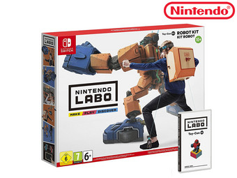 Nintendo Labo: Robot Kit | Nintendo Switch