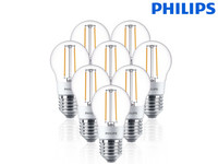 8x LED Kogellamp | Dimbaar | E27 | 3/5 W
