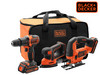Black + Decker Powertool Combiset