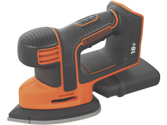 Black + Decker Powertools Kombiset, 18 Volt