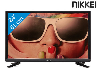 Nikkei 24″ Full-HD TV | NL2405FHD