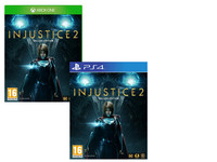 Injustice 2 Deluxe Edition | PS4 lub XB1