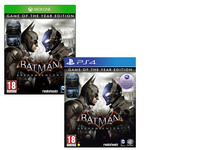 Batman: Arkham Knight GOTY | PS4 lub XB1