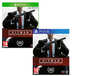 Hitman: Definitive Edition | PS4 lub XB1