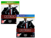 Hitman: Definitive Edition Steelbook | PS4 lub XB1