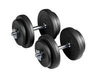 Body sculpture Dumbbellset 18 Kg