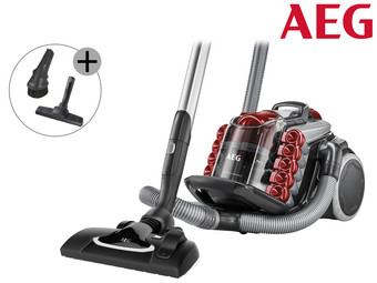 AEG LX9-2-TM-T X Performance-Staubsauger ohne Beutel | Animal Edition