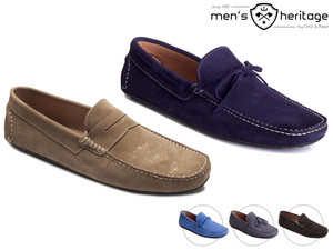 Mens Heritage Mokassins